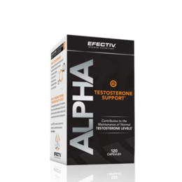 EFECTIV Sports Nutrition - Alpha Testosterone Boost