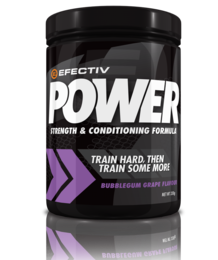 Power by efectiv Nutrition