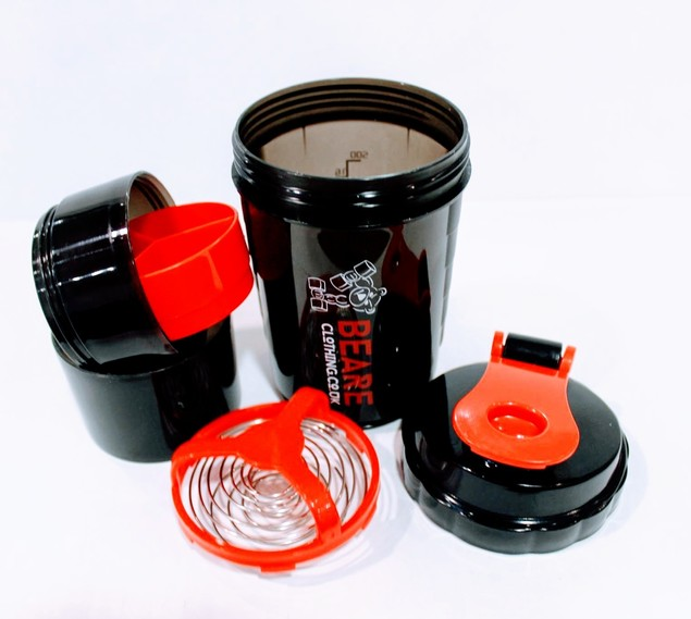 Beare Clothing Protein Shaker