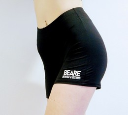 Ladies' Gym Shorts (Black)