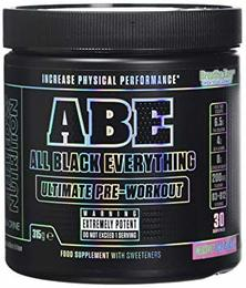 Applied Nutrition ABE Pre-Workout Supplement (with free shaker)