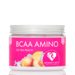 Women's Best BCAA Amino (Ice Tea Peach Flavour)