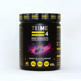 Time 4 Nutrition Pre-Workout