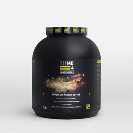 Time 4 Nutrition Mass Gain (2.5kg)