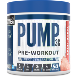 Applied Nutrition Pump 3G Next Generation Pre-Workout (375g)