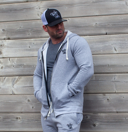 Tracksuit (Grey)