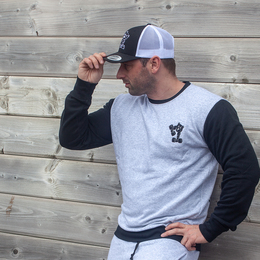 Tracksuit (Grey and Black)