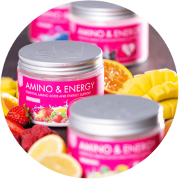 Women's Best BCAA and Energy (270g)