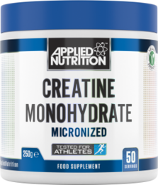 Applied Nutrition - Creatine Monohydrate Powder (250g)