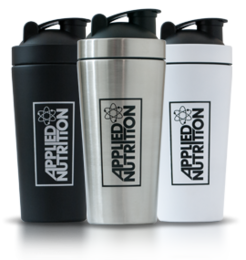 Applied Nutrition - Stainless Steel Protein Shaker