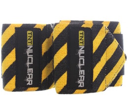 Wrist Support Straps by NXT Nutrition