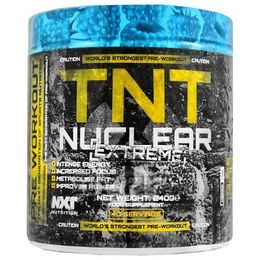 NXT Nutrition - TNT Nuclear Extreme Pre-Workout
