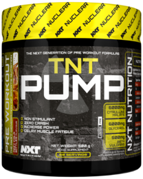NXT Nutrition Pump (Stimulant-Free Pre-Workout)
