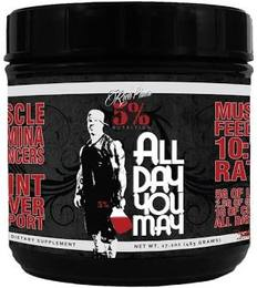 5% Nutrition - All Day You May (Caffeinated BCAA)