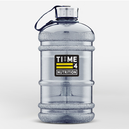 Time 4 Nutrition - Half-Gallon Water Jug (2.2L)